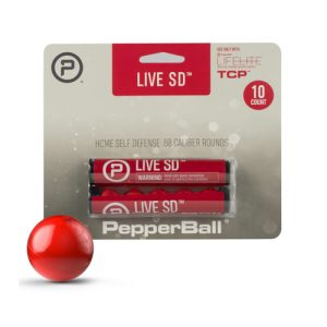 Pepper Ball